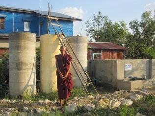 Ananda Metta Monastery & School (Dagon) - 10 Jan 2012 (20)